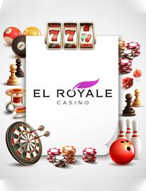 El Royale Casino Free Spins No Deposit Bonus  hotgamelist.com